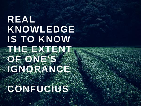 Three things: ethics, knowledge & fun