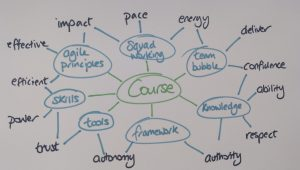 The outline of the course idea
